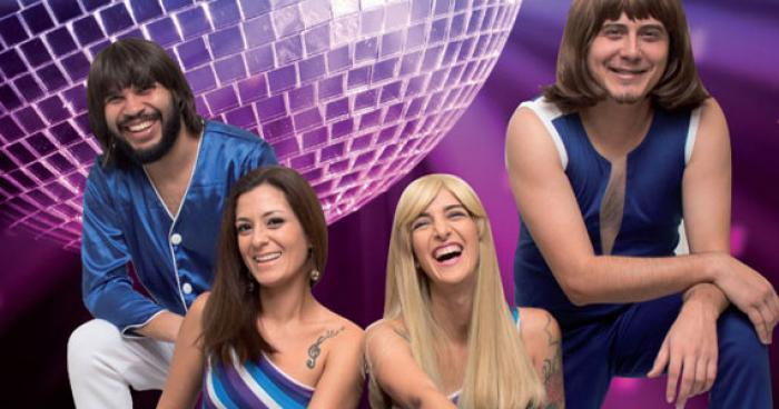 OSASCO RECEBE GRANDE SHOW DO ABBA THE MUSIC DIA 31.01 ás 21h00