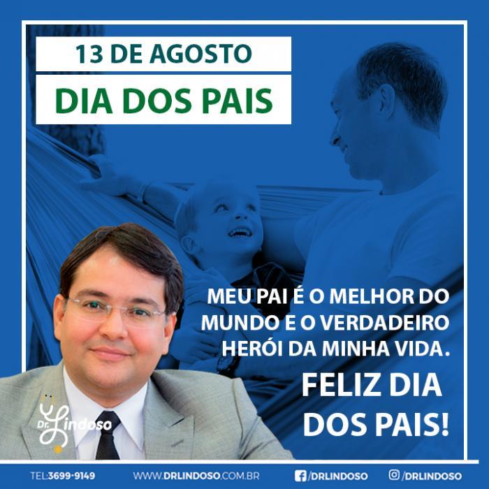 HOMENAGEM DO VEREADOR DR  LINDOSO AO DIA DO PAIS